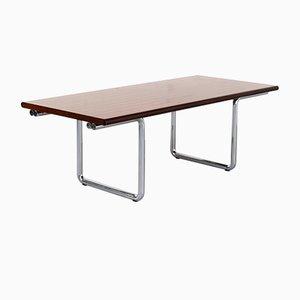 Bauhaus Style Rosewood Desk, 1970s