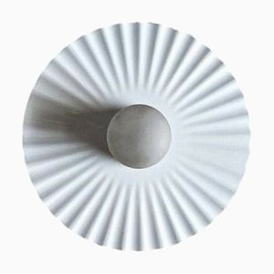Small Pleated Sconce by Achille Castiglioni for Flos, 1985