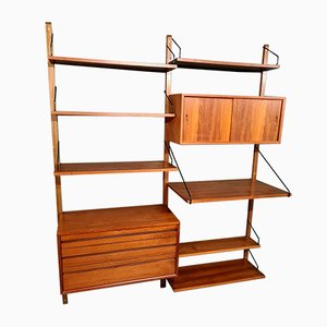 Mid-Century Royal Wall Unit by Poul Cadovius