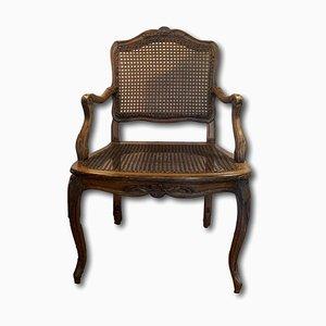 Caned Armchair