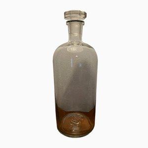 Transparent Pharmacy Jar, 1950s