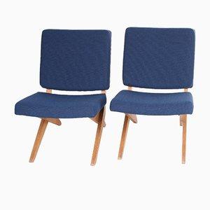 FB18 Scissor Sessel von Jan van Grunsven für Pastoe, 1960er, 2er Set