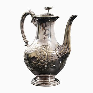 Antique English Decorative Tea Urn