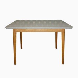 Mid-Century Extendable Kitchen Table, 1950s