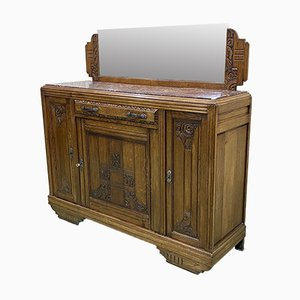 Oak Sideboard, 1930s
