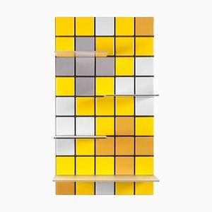 Gaviota colección Confetti en amarillo de Per Bäckström para Pellington Design