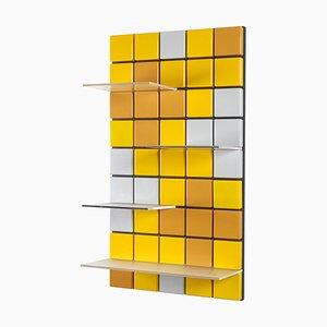 Girasol Confetti amarillo de Per Bäckström para Pellington Design