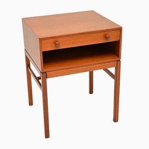 Swedish Teak Side Table by Engstrom Myrstrand for Tingströms, 1960s