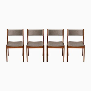 Dining Chairs from Findahls Mobelfabrik, 1960s, Set of 4