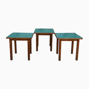 Game Tables, 1950s, Set of 3