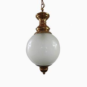 Mid-Century Ceiling Lamp by Luigi Caccia Dominioni