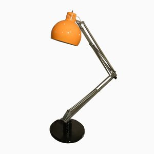 Large East German Table Lamp, 1960s