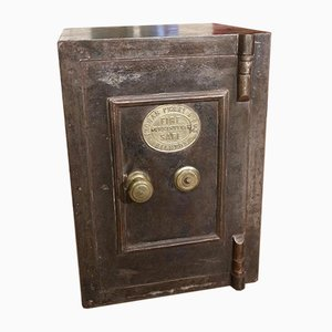 Antique Safe by Thomas Perry