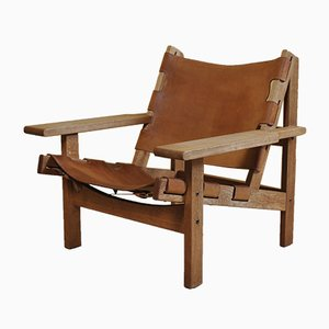 Hunting Chair by Kurt Østervig, 1960s