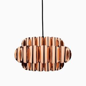 Lampe à Suspension Mid-Century par Thorsten Orrling pour Temde, 1960s