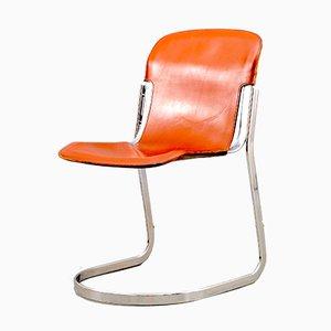 Italienischer Vintage Stuhl von Willy Rizzo, 1960er