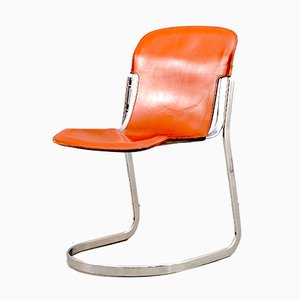 Vintage Italian Chair by Willy Rizzo, 1960s