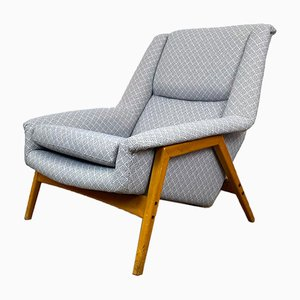 Lounge Chair by Folke Ohlsson for DUX, Sweden, 1960s