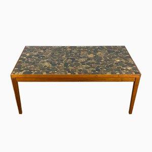 Tavolino da caffè in teak di Ib Kofod Larsen, anni '60