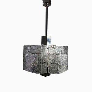 Mid-Century Deckenlampe von Mazzega