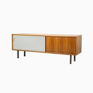 Zebrano Wood Sideboard, 1960s