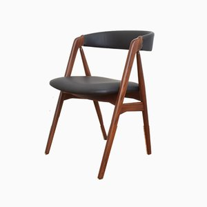 Mid-Century Danish Teak Dining Chair by Yves Béhar for Farstrup Møbler, 1960s