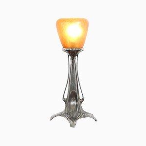 Antique Table Lamp, 1905