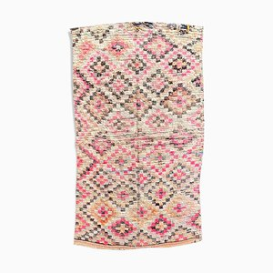 Vintage Berber Boujaad Carpet, 1980s