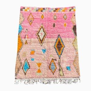 Vintage Berber Boujaad Carpet, 1990s