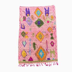 Marokkanischer Vintage Boujaad Teppich, 1990er