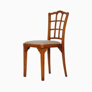 Antique A 562 Lounge Chair by Otto Prutscher for Gebrüder Thonet, 1910s