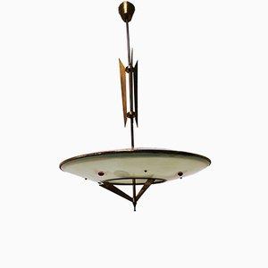 Mid-Century Deckenlampe von Arredo Luce