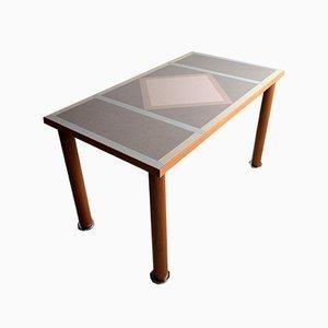 Tavolo da pranzo Filicudi allungabile di Ettore Sottsass per Zanotta, 1992