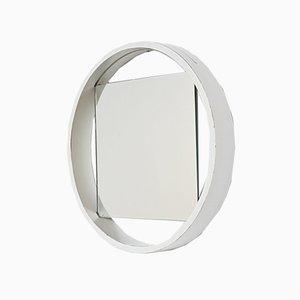 Dutch White DZ84 Mirror by Benno Premsela for 't Spectrum, 1956