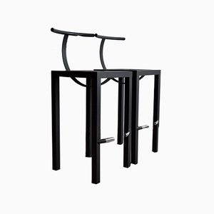 Sarapis Stools by Philippe Starck for Aleph, 1986, Set of 2