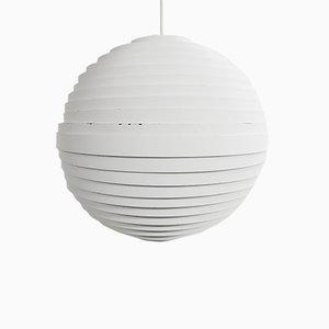 Space Age Austrian Op Art Ceiling Lamp by Wilhelm Vest for Vest, 1960s or 1970s