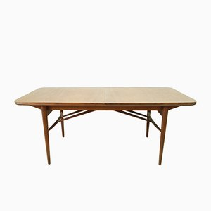 Mid-Century Modern Extendable Dining Table by Robert Heritage for Archie Shine, 1960s