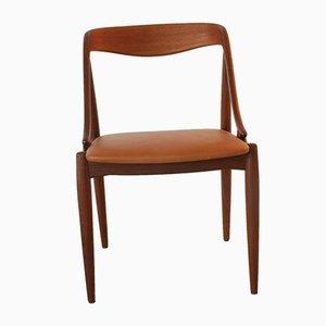 Model 16 Dining Chair by Johannes Andersen for Uldum Møbelfabrik, 1950s