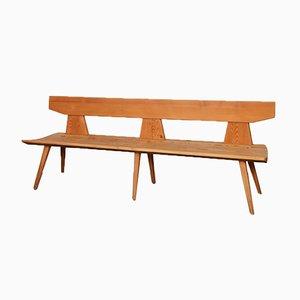 Bench by Jacob Kielland-Brandt for I. Christiansen, 1960s