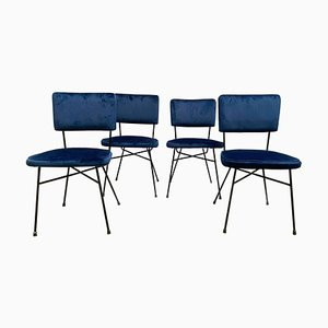 Elettra Stühle von Studio BBPR für Arflex, Italien, 1953, 4er Set