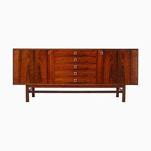 Rosewood Sideboard from Brouer Møbelfabrik, Denmark, 1960s