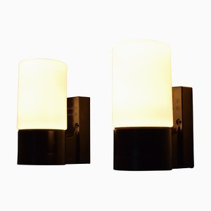 Bakelite Wall Lamps, 1960s, Set of 2