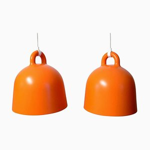 Bell Pendants by Andreas Lund and Jacob Rudbeck for Normann Copenhagen, Set of 2
