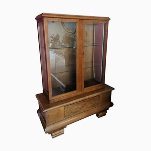 Antique Display Cabinet, 1930s