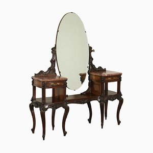 Dressing Table in Barocchetto Style