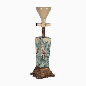 Ceramic Japanese Lamp