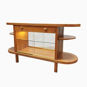 Mid-Century Display Cabinet