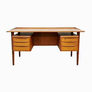 Mid-Century Danish Desk by Peter Nielsen Lovig