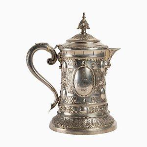 Silver Mug with Vermeil Inside