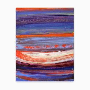 In the Deep, Abstrakte Malerei, 2021